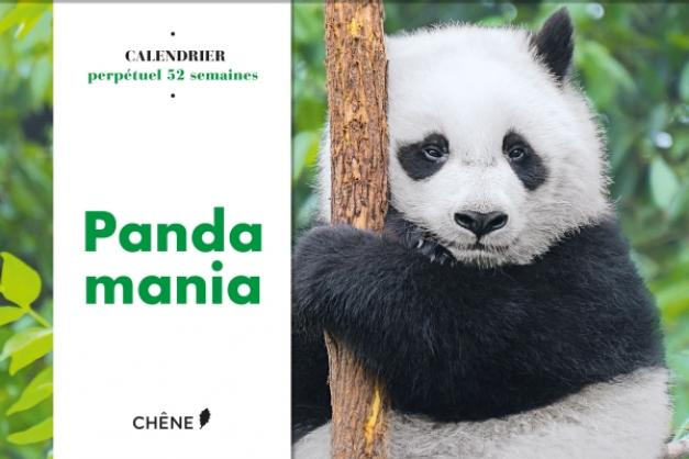 Calendrier 52 semaines - Panda mania