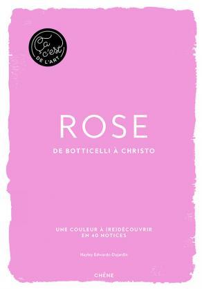 Rose - - Ça, c'est de l'art