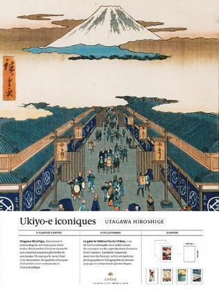 Utagawa Hiroshige - Ukiyo-e iconiques