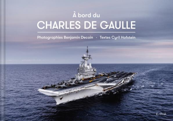 A bord du Charles de Gaulle