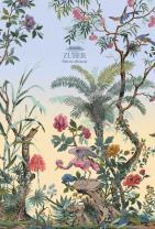 Carnet Zuber A5 - Décor Chinois