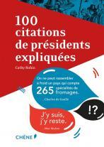 100 Citations de présidents expliquées