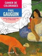 Cahier de Coloriages Paul Gauguin (Petit Format)