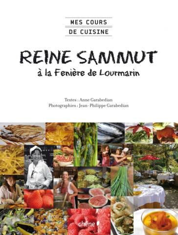 Mes cours de cuisine : Reine Sammut à la Fenière de Lourmarin
