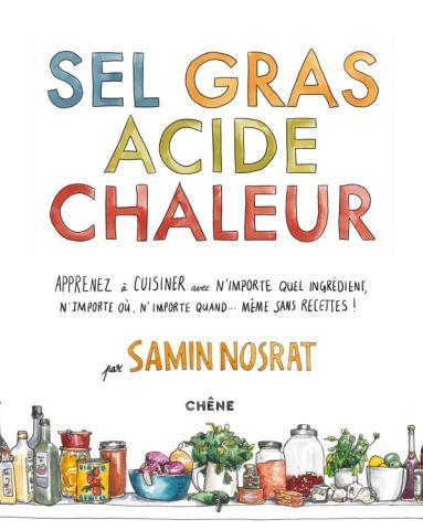 Sel Gras Acide Chaleur