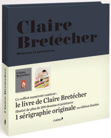 Claire Bretécher, Coffret Collector