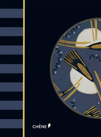 Alibabette - Art Déco Bleu nuit