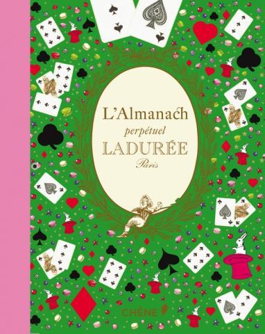 L'Almanach perpétuel Ladurée