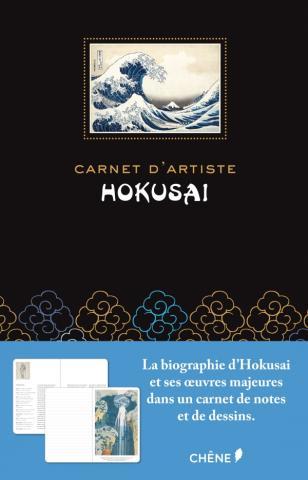 Carnet d'artistes Hokusai