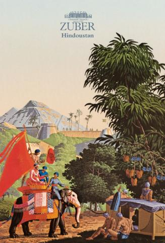 Carnet Zuber A6 - Hindouistan
