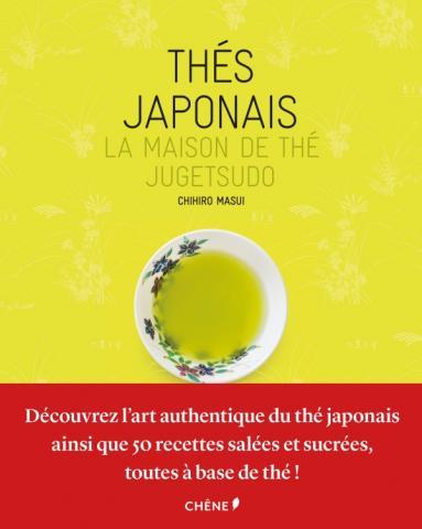 Thés japonais - Maison de thé Jugetsudo