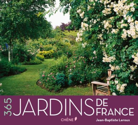Calendrier perpétuel 365 Jardins de France