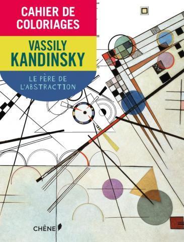 Cahier de coloriages Kandinsky