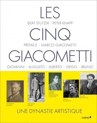 Les cinq Giacometti