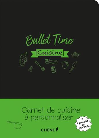 Bullet time cuisine