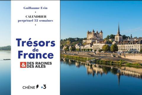Calendrier 52 semaines - La France des Racines et des Ailes