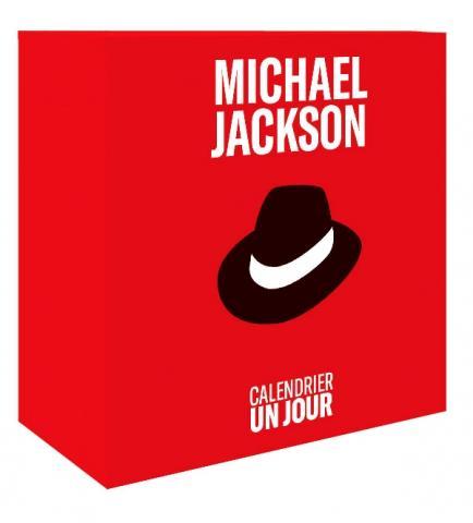 Calendrier Un jour - Michael Jackson