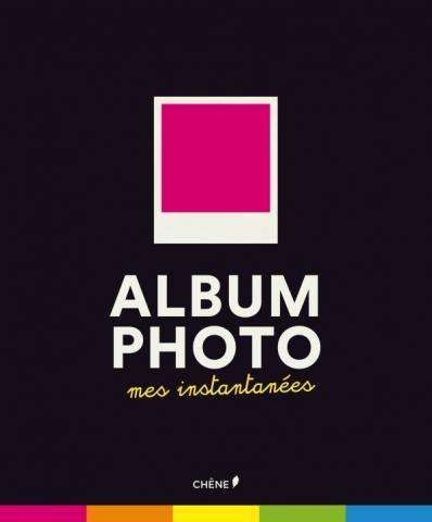 Album photos mes instantanées