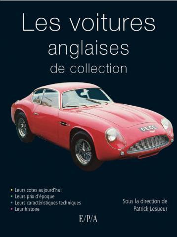 Les voitures anglaises de collection